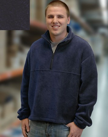 American Made Polar Fleece Pullover