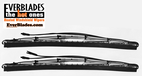 Heavy Duty Heated Windshield Wipers - 56HC Series