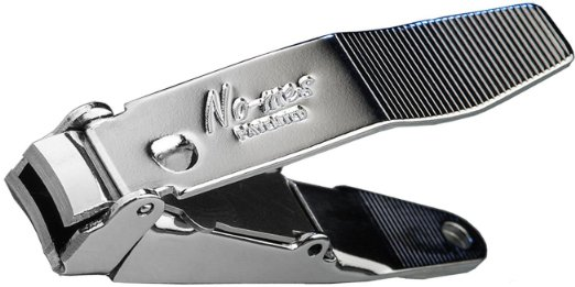 Genuine Nail Clipper with Catcher, Catches Clippings, Made in USA