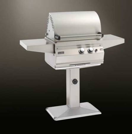 Fire Magic Aurora A430s In-ground Post Grill Made in America