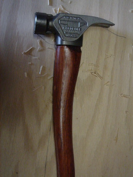 Blunt Force Hammer Made in America -  Smooth Face