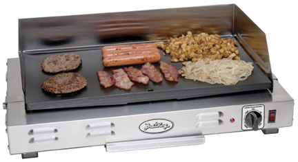 CG-10B Broilking Heavy Duty Countertop Commercial Griddle