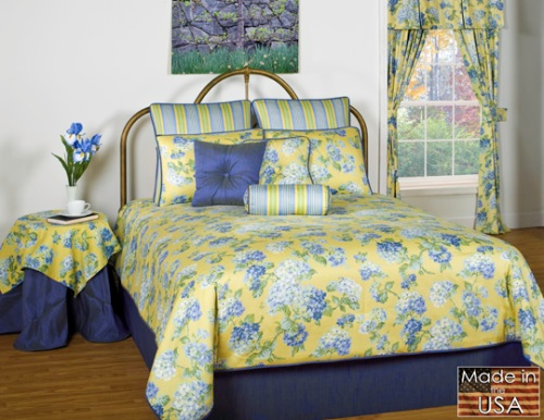Victor Mills Callaway Comforter Set Made in USA