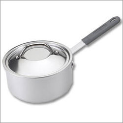 3 qt Restaurant SaucePan w/ Lid USA Made