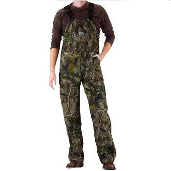 Mens Realtree Camo Overalls Made in USA