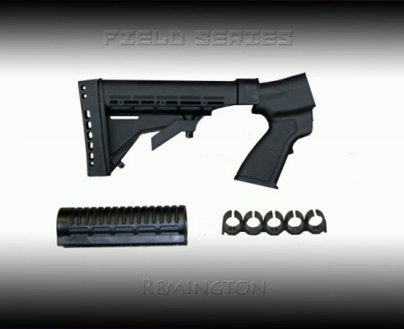 Remington Field Series Tactical Stock Package - Made in USA