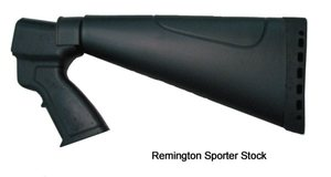 KickLite Sporter Stock Package - Remington - Made American Made
