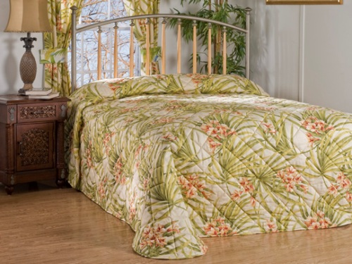 Sea Island Bedspread Made in America