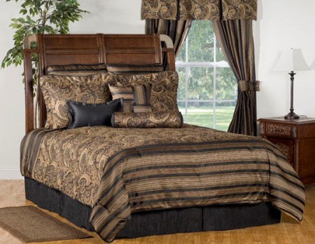 Victor Mills Winslow Comforter Set Made in USA