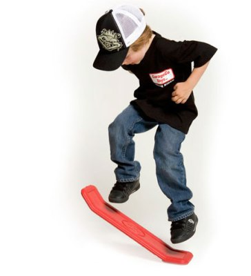 Yo Baby Kick Flipper with Free DVD - American Made
