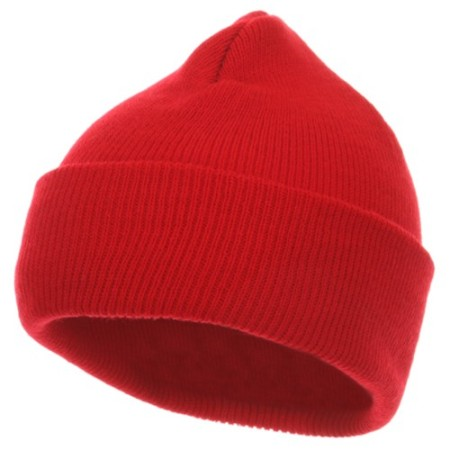 Youth Knit Cuff Beanie Made in USA