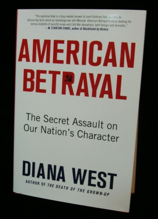 American Betrayal - The Secret Assault on our Nation's Character
