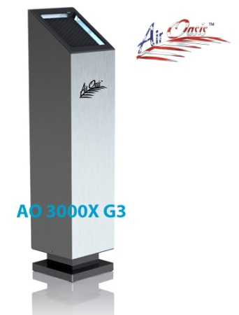 Air Oasis Air Oasis 3000 Xtreme G3 Commercial Air Purifier Made in America