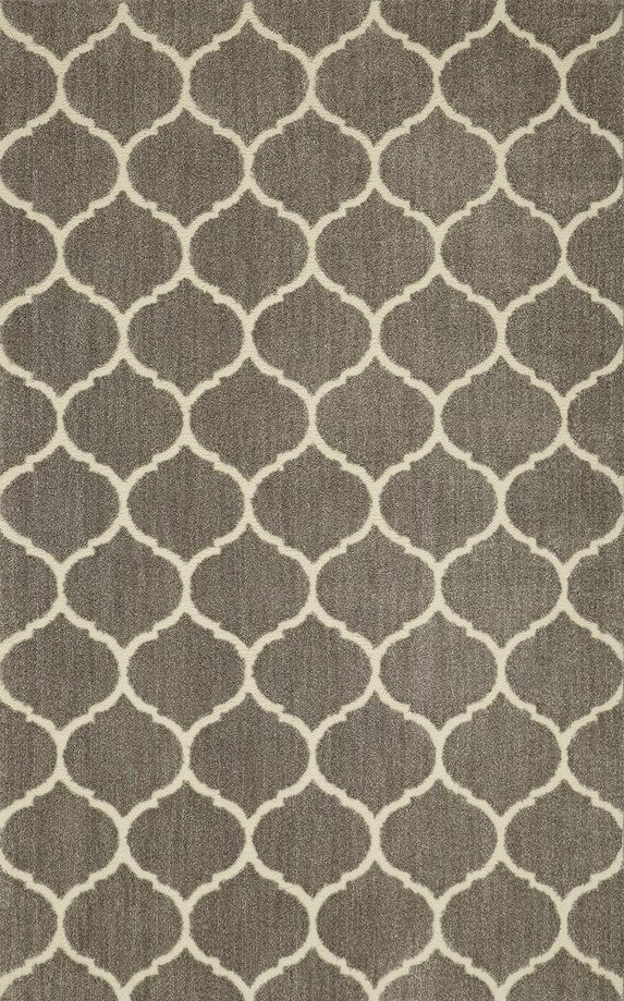 American Rug Craftsman Made in USA - Kalispell Grey
