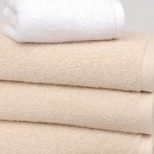 Millennium Towels Made in USA by 1888 Mills - Set of 12 Hand Towels in Natural