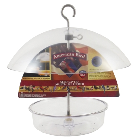 Affordable Bird Seed Saver Feeder American Made