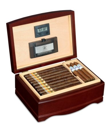 80 Cigar Humidor Made in USA
