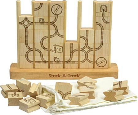 Stack - A - Track Game Made in America