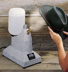 Jiffy Heavy Duty Hat Steamer Made in USA