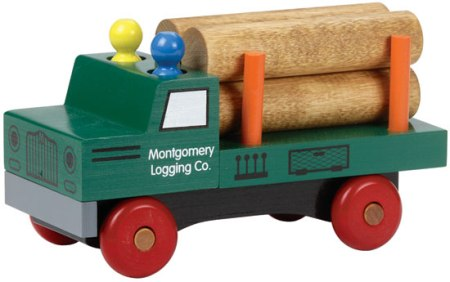 Maple Landmark Classics - Log Truck American Made