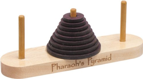 Pharaoh's Pyramid American Made by Maple Landmark