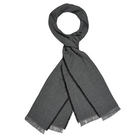 Twill Merino Wool Scarf American Made by Amana Woolen
