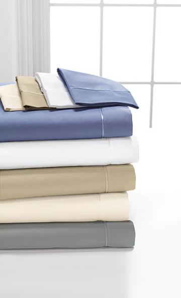 Egyptian Cotton Sheet Set Made in America