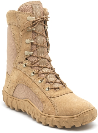 Rocky Boots S2V Vented Military/Duty Sport American Made Boots