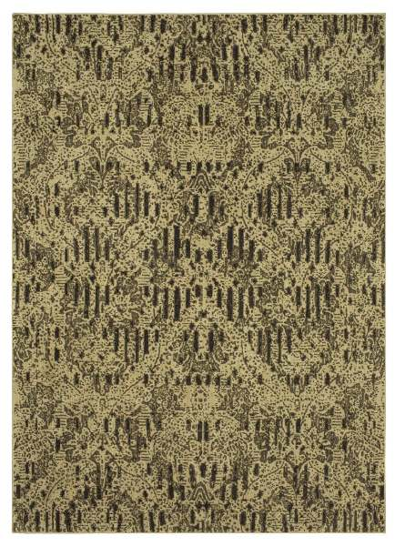 Karastan Spice Market Angelique Charcoal by Patina Vie Area Rug Made in USA