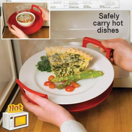 CoolGrip Microwave Caddy American Made