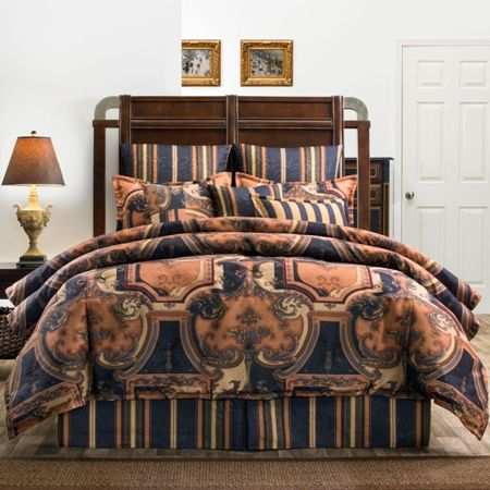Victor Mills Cordoba Comforter Set Made in America