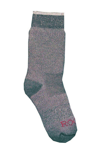Kid's Wool Socks Made in USA - 3 Pairs