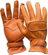 Lee Parks DeerTours® Tan Touring & Crusing Gloves Made in America