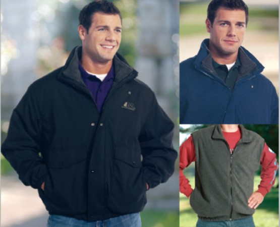 Men's 3-IN-1 SYSTEMS JACKET-Advantage - Made in USA
