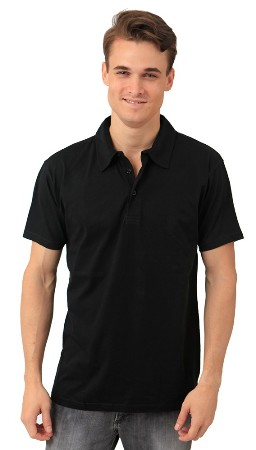 Organic Polo Shirt Made in America! - On Sale NOW!