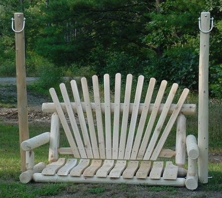 4' Porch Swing American Made