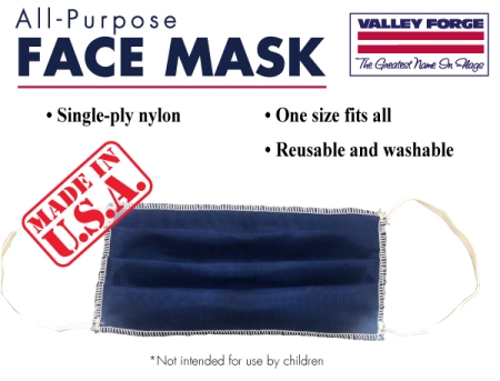 American Made Face Masks - 50 Masks