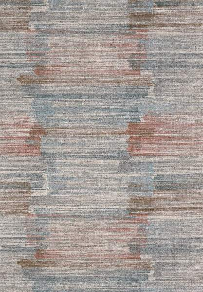 Enigma Horizon Clay Area Rug Made in America
