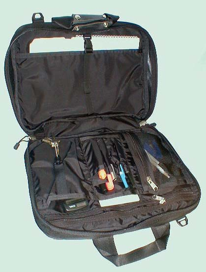 Ballistics Nylon Briefcase - American Made