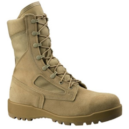 "390 DES - Belleville Hot Weather Combat Boot Made In America <FONT FACE=""Times New Roman"" SIZE=""+1"" COLOR=""#FF0000""> On Sale Now! </font>-"