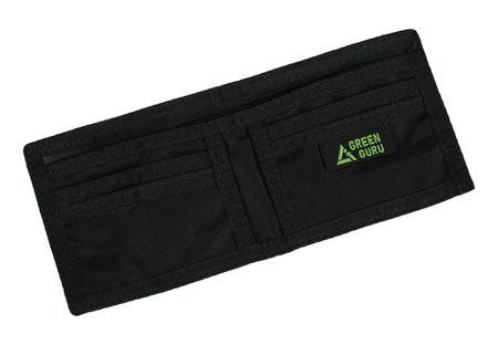 Bike Tube Bi-fold Wallet Made in USA Made by Green Guru