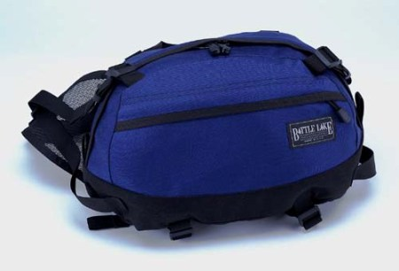 Battle Lake Outdoors Blue Mounds Fanny Pack Made in USA