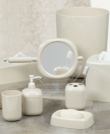 Celebrity Bath Accessories Set Made in USA