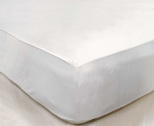 Classic Crib Mattress Cover & Dustmite Barrier Made in America by Mattress Safe
