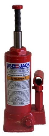 3 Ton Bottle Jack Made in America by US Jack