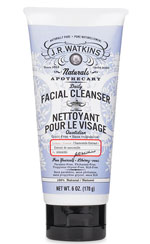 Watkins 100%  Natural Facial Cleanser Made in USA