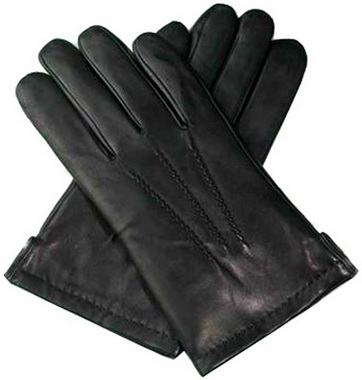 Mens Sheep Napa Leather Dress American Made Gloves