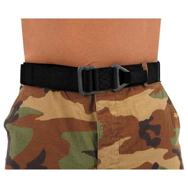 Blackhawk CQB/Riggers Belt, Black, Large, 41-51 inch