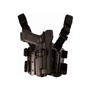 Blackhawk TAC SERPA for Xiphos Level 3 Holster, Black, Glock 17/22/31