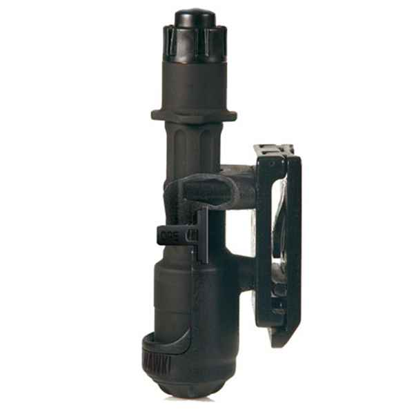 Blackhawk CF Flashlight Holder?w/Mod-U-Lok Platform, Black